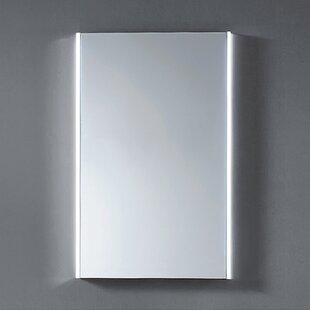 Best Deals Spiller LED Back Light Wall Hang Bathroom / Vanity Mirror ByOrren Ellis