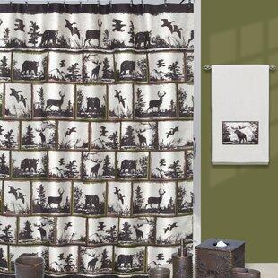 Savings Compton Shower Curtain ByLoon Peak