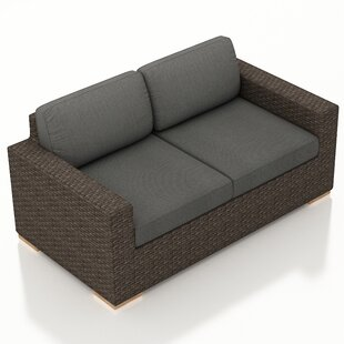 Harmonia Living Arden Loveseat with Cushions