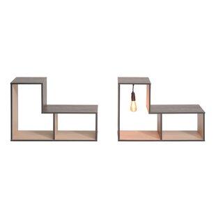 Brissette Accent Cabinet (Set of 2) by Brayden Studio