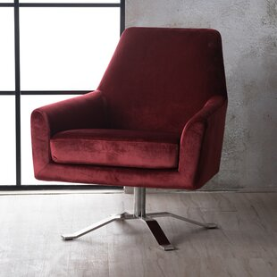 Bourne Swivel Armchair by Mercer41