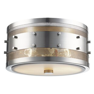 Trent Austin Design Denver 2-Light Flush Mount