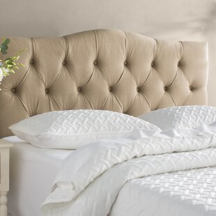 Cleveland Upholstered Panel Headboard byThree Posts