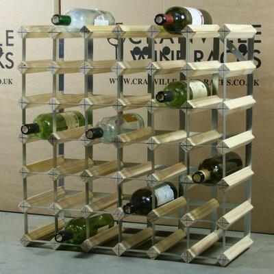 Weinregal Rita für 42 Fl.   Küche und Esszimmer > Küchenregale > Weinregale   Urban Facettes