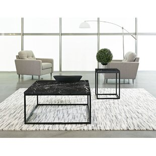 Brayden Studio Louisa 2 Piece Coffee Table Set