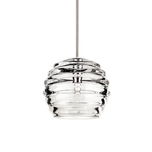 European Clarity Monopoint Pendant by WAC Lighting