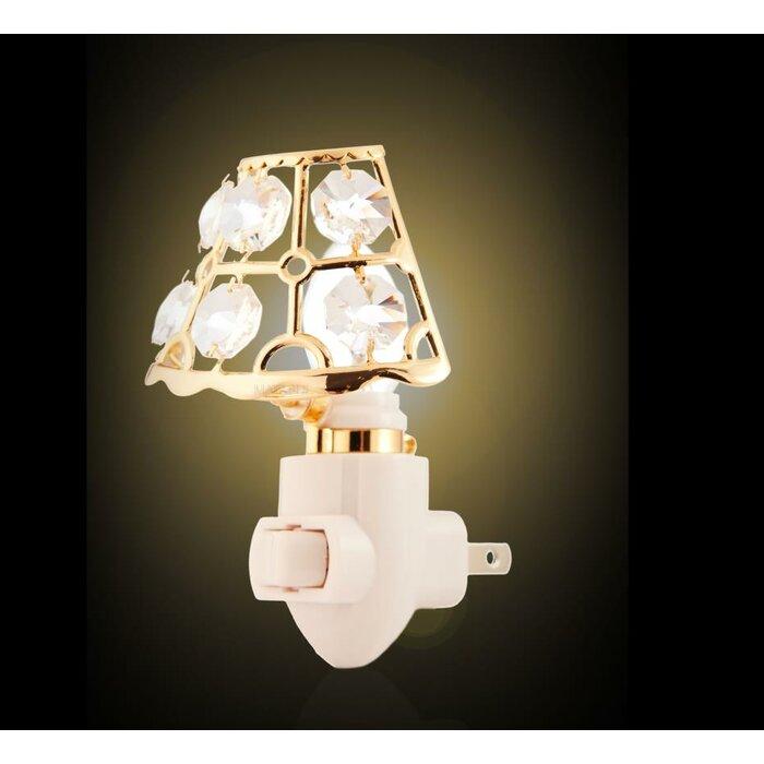 Matashicrystal 24k gold plated lamp shade night light reviews 24k gold plated lamp shade night light audiocablefo