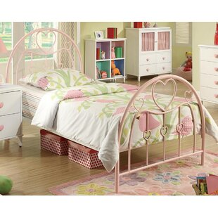 Brosnan Love Twin Platform Bed by Harriet Bee