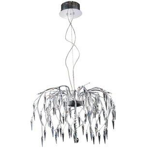 Orren Ellis America 16-Light Chandelier
