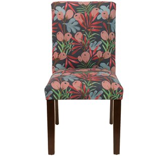 Vidal Parsons chair by Bayou Breeze