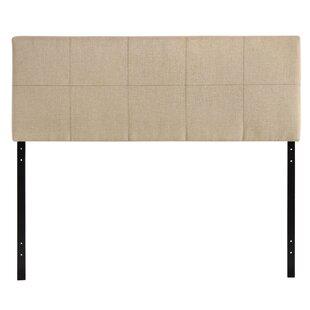 Joey Queen Upholstered Panel Headboard