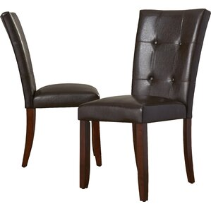 Orviston Parsons Chair (Set of 2) by Three Posts