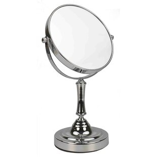 Compare Double Sided Cosmetic Mirror ByHome Basics