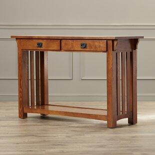 Loon Peak Brockton Console Table