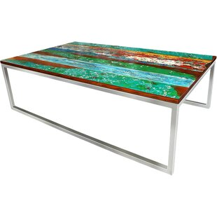 Seven Seas Coffee Table by EcoChic Lifestyles Reviews