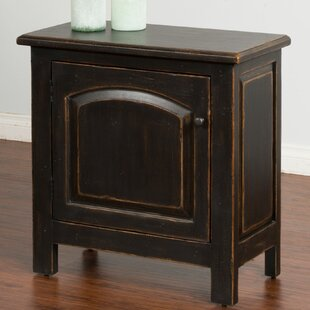 St. Charles End Table with Storage by August Grove