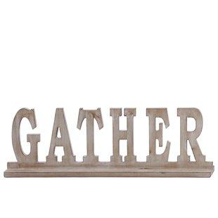 Large Wooden Alphabet Letters Wayfair