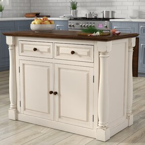 Giulia Kitchen Island by Laurel Foundry Modern Farmhouse