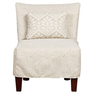 Great Price Bartolini Slipper Chair by Klaussner Furniture Reviews (2019) & Buyer's Guide