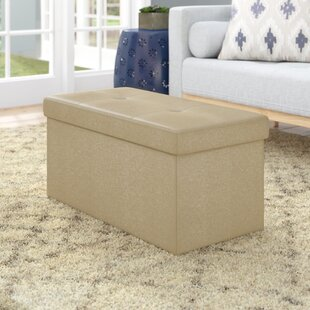 Kestner Storage Ottoman by Wrought Studio