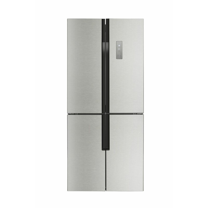 Lycan 149 Cu Ft Counter Depth French Door Refrigerator With Led