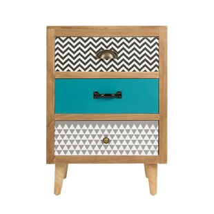 Sol 3 Drawer Chest By Mercury Row