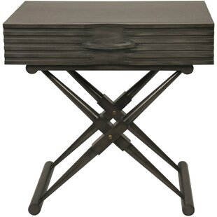 Zanta End Table with Storage