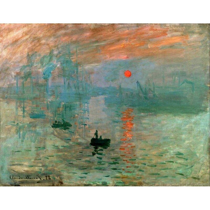Impression, Sonnenaufgang