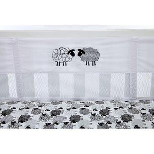 Compare & Buy Sai Sheep 4 Piece Crib Bumper ByHarriet Bee