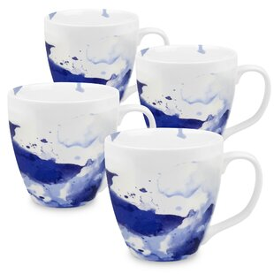 Tigner Coffee Mug (Set of 4)