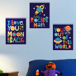 Kids Wall Plaques