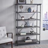 Galilea 5 Shelf Etagere Bookcase by 17 Stories