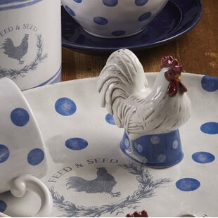 3D Rooster Cookie Jar