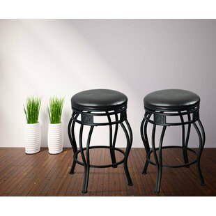 Buser 29'' Swivel Bar Stool (Set of 2) by Fleur De Lis Living