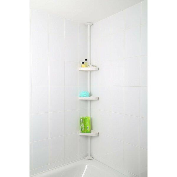 Telescopic Corner Shower Caddy | Wayfair.co.uk