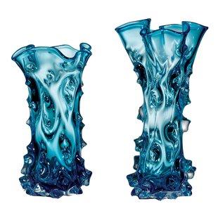 Fontanelle 2 Piece Table Vase Set