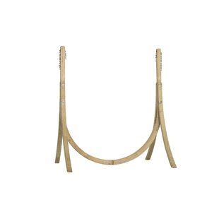 Taurus Wood Hanging Chair Stand Image