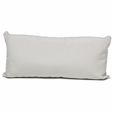 TK Classics Outdoor Lumbar Pillow Color: Beige