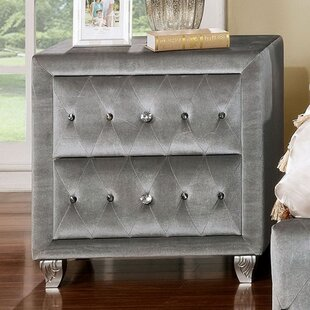 Knapp 2 Drawer Nightstand