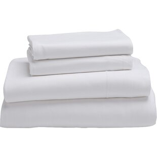 Jersey Solid 100% Cotton Knit Sheet Set