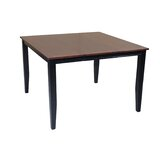 Blessington Counter Height Solid Wood Dining Table by Red Barrel Studio®
