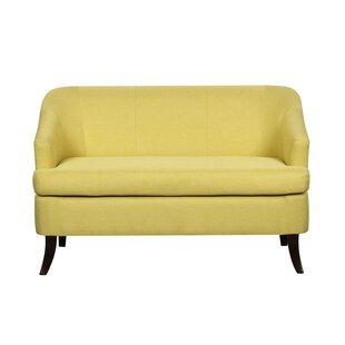 Pamela Loveseat by Wrought Studio