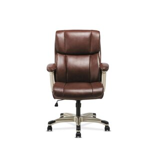 Affordable Rafferty Executive Chair by Symple Stuff Reviews (2019) & Buyer's Guide