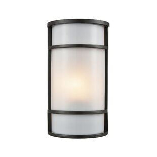 Ebern Designs Ripley Outdoor Flush Mount