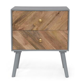 Boho Nightstand Wayfair