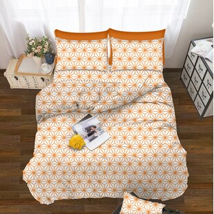 Annmarie Wrinkle Free Geometric Sheet Set