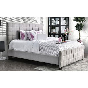 Hollis Upholstered Panel Bed
