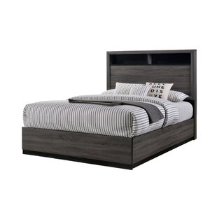 Drummond Panel Bed