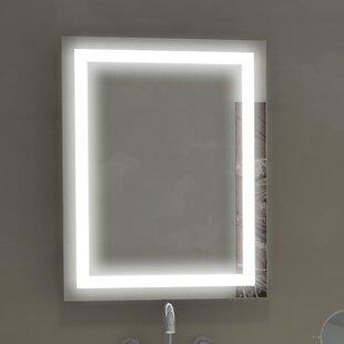 Bargain Harmony Illuminated Bathroom / Vanity Wall Mirror ByParis Mirror