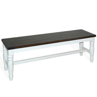 Patenaude Wood Bench by Au..